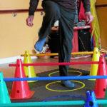 Parcours rééducation chute personne âgée
